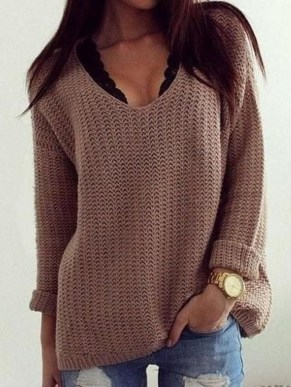 Classy Winter Outfits Ideas For School07