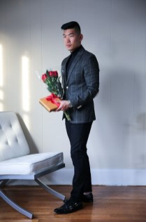 Elegant Men'S Outfit Ideas For Valentine'S Day01