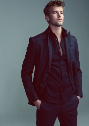 Elegant Men'S Outfit Ideas For Valentine'S Day07