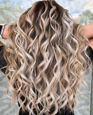 Fashionable Hair Color Ideas For Winter 201936