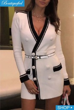 Flawless Winter Dress Outfits Ideas17