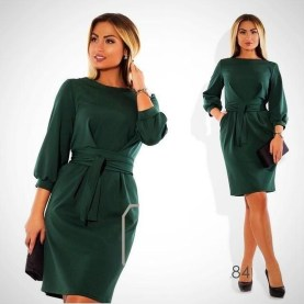 Flawless Winter Dress Outfits Ideas32