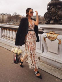 Flawless Winter Dress Outfits Ideas38