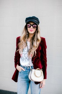 Inpiring Outfits Ideas For Valentines Day32