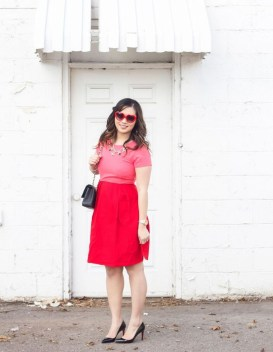 Inpiring Outfits Ideas For Valentines Day45