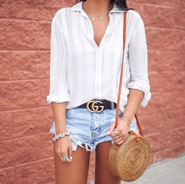 Captivating Spring Outfit Ideas07