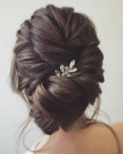 Classy Wedding Hairstyles Ideas12
