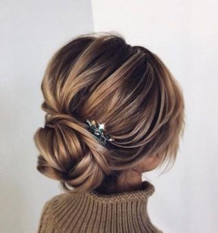 Classy Wedding Hairstyles Ideas15