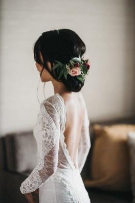 Classy Wedding Hairstyles Ideas45