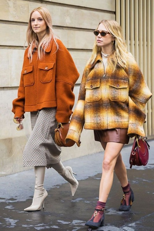 Cool Street Style Outfits Ideas37