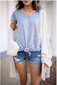 Cute Spring Outfits Ideas23