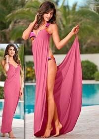 Stylish Fashion Beach Outfit Ideas40