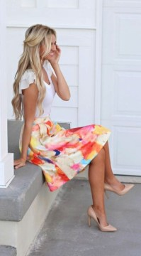 Delightful Fashion Outfit Ideas For Summer10