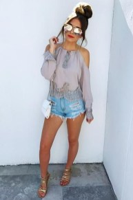 Delightful Fashion Outfit Ideas For Summer19