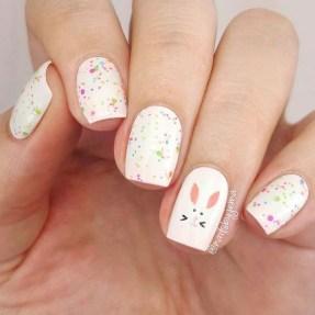 Modern Easter Nail Art Design Ideas44