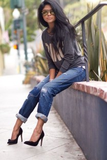 Outstanding Outfit Ideas To Wear This Spring05