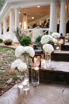 Pretty Backyard Reception Decoration Ideas02