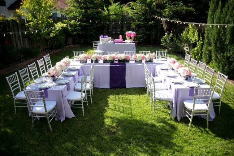 Pretty Backyard Reception Decoration Ideas04