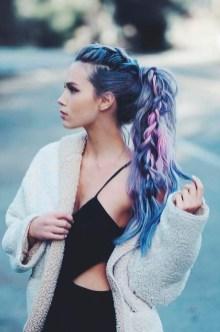 Stylish Mermaid Braid Hairstyles Ideas For Girls16