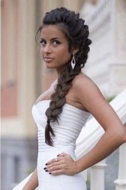 Stylish Mermaid Braid Hairstyles Ideas For Girls27