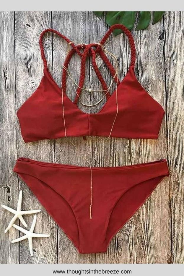 Unique Bikini Ideas For Spring And Summer47