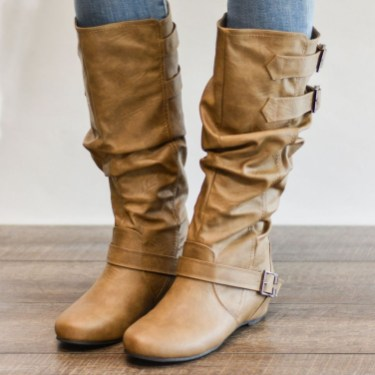 Best Ideas To Wear Wide Ankle Boots This Spring24