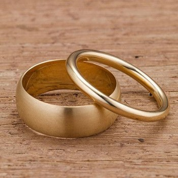 Creative Wedding Ring Sets Ideas For Bride And Groom22