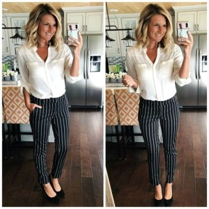 Cute Workwear Outfit Ideas For Summer12