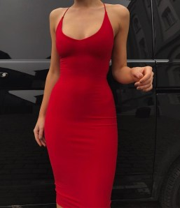 Fascinating Red Dress Ideas22
