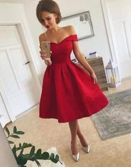 Fascinating Red Dress Ideas24