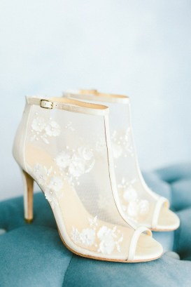 Lovely Wedding Shoe Ideas To Get Inspired10