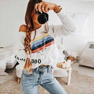 Unordinary Retro Outfit Ideas For Girl16