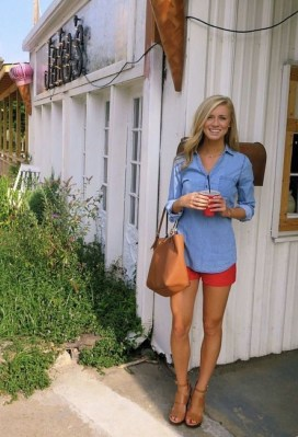 Wonderful Spring And Summer Fashion Trends Ideas26