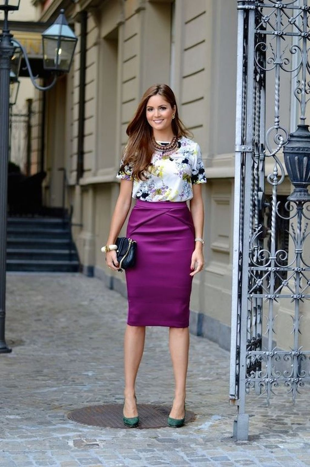 Attractive Business Work Outfits Ideas For Women 201904