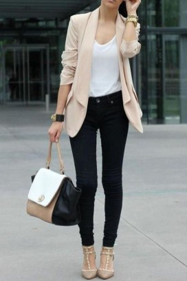 Attractive Business Work Outfits Ideas For Women 201906