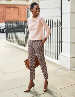 Attractive Business Work Outfits Ideas For Women 201920
