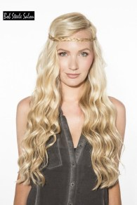 Captivating Boho Hairstyle Ideas For Curly And Straight Hair13
