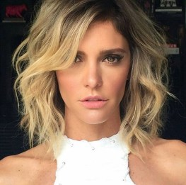Captivating Boho Hairstyle Ideas For Curly And Straight Hair22