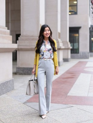 Fashionable Work Outfit Ideas To Try Now26