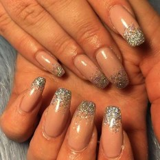Inspiring Nail Art Ideas For Wedding Party06