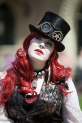 Perfect Hairstyles Ideas For Killer Costume01