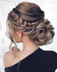 Rustic Hairstyle Ideas For Wedding35