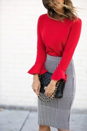 Stylish Outfits Ideas For Professional Women26