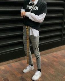 Elegant Winter Outfits Ideas For Men05