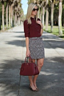 Fabulous Summer Work Outfits Ideas For Women01
