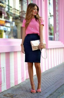 Fabulous Summer Work Outfits Ideas For Women29