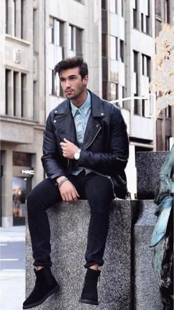 Flawless Men Black Jeans Ideas For Fall17