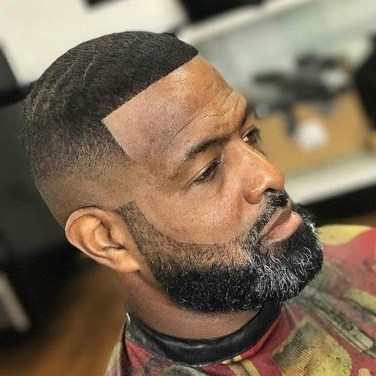 Hottest Black Hair Style Ideas For Men To Make You Cool11