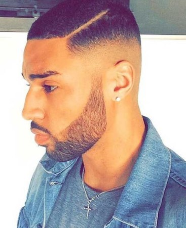 Hottest Black Hair Style Ideas For Men To Make You Cool26