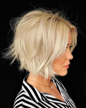 Hottest Bob And Lob Hairstyles Ideas For You13